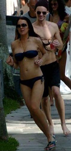 Lindsay Lohan Miami